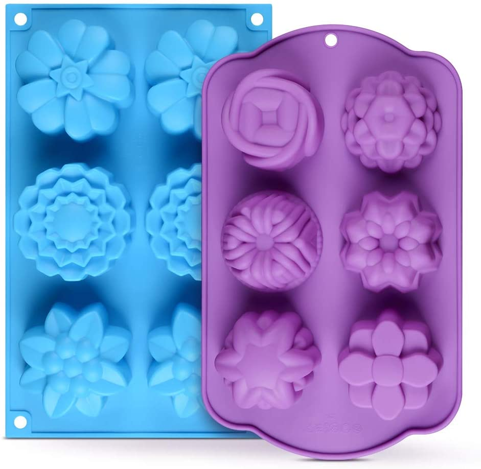 Silicone soap mold Android