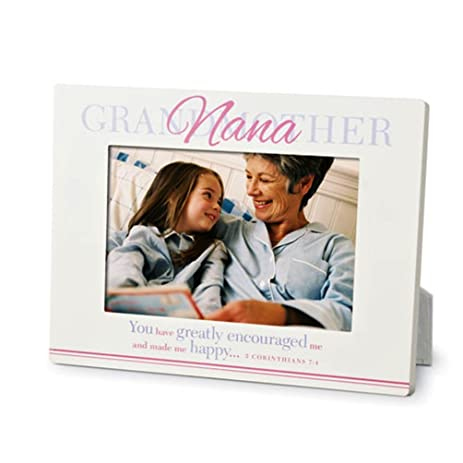 Amazon.com - Inspirational Metal Picture Frame For Nana With ...