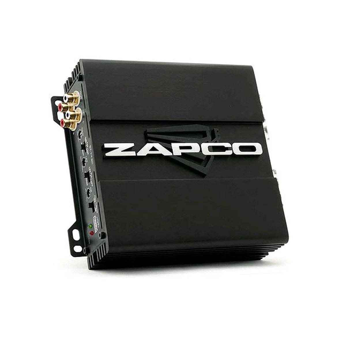 Zapco ST-2X SQ Class A/B 2-Channel Sound Quality Amplifier by Zapco