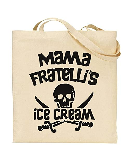 Mama Fratelli's Ice Cream Tote Bag