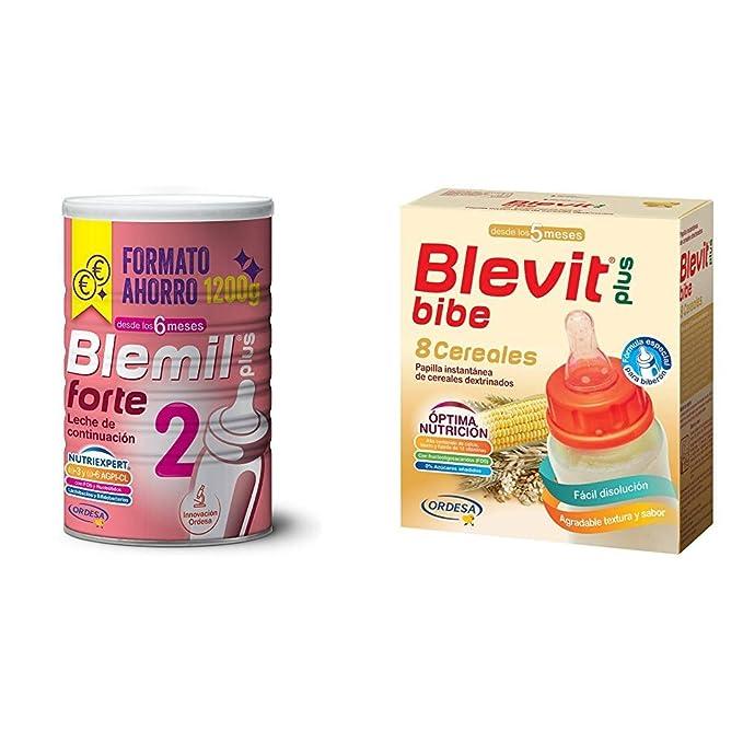 Blemil Plus Forte 2 Leche - 800 gr: Amazon.es: Alimentación y bebidas