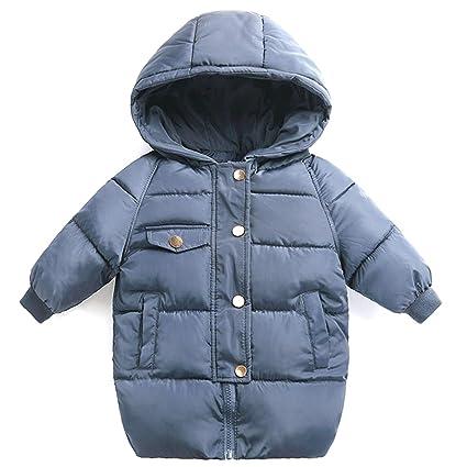 low priced 3fadc 54428 SEEU Baby Kinder Mädchen Junge Winterjacke Daunenjacke Mit ...