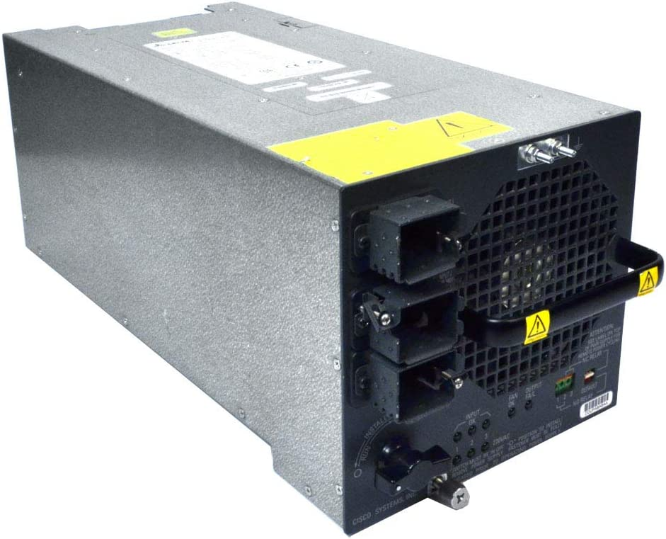 Cisco WS-CAC-8700W-E Delta Milan 3++i Power Supply