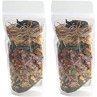 Yogi's Gift | Ayurvedic Herbal Hair oil mix | 75 g x 2 packs | 18 Essential herbs for hair growth oil | 100% Natural…