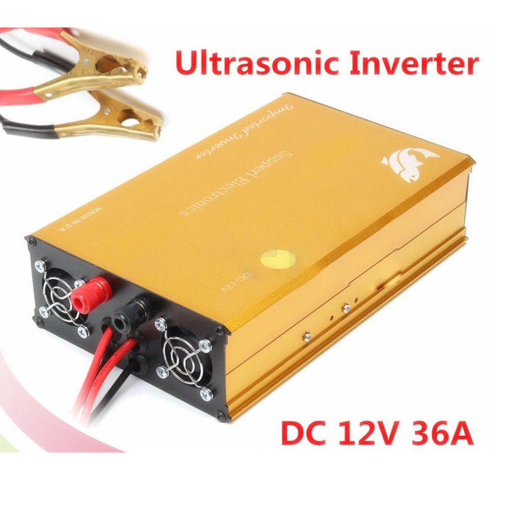 ELEOPTION Ultrasonic Inverter Susan 1030SMP Original, Electric Fisher Fishing Machine, High Power Electrofisher,Fish Shocker Stunner by ELEOPTION