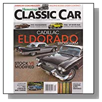 Hemmings Classic Car Magazine December 2017