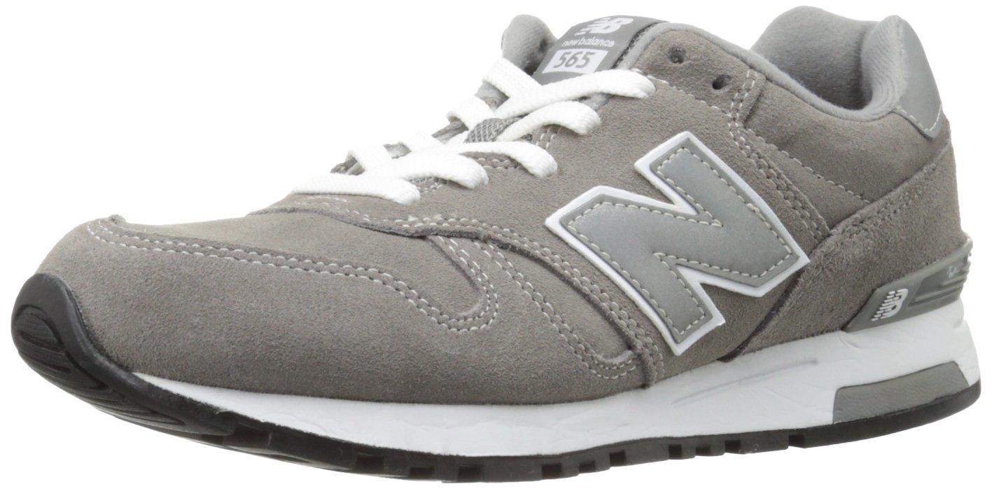 New Balance M565 Classic, Zapatillas de Running para Hombre 46.5 EU|Gris (Grey)