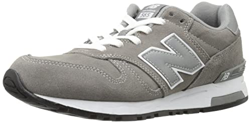 zapatillas new balance ml 565 gris negro