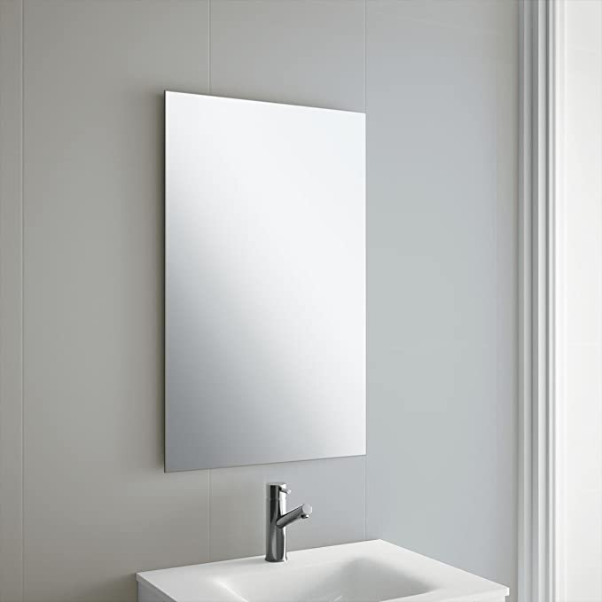 Salgar Cygnus Bath Specchio Bagno da Parete 40x80 cm