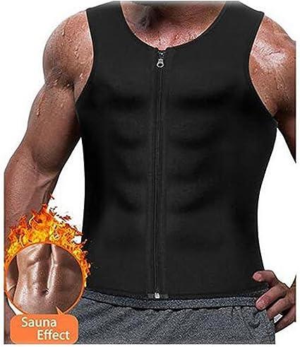 REGNO Unito Da Uomo Corpo Controllo Compressione Canotta Corsetto Corsetto Biancheria intima maschile camicia NUOVA