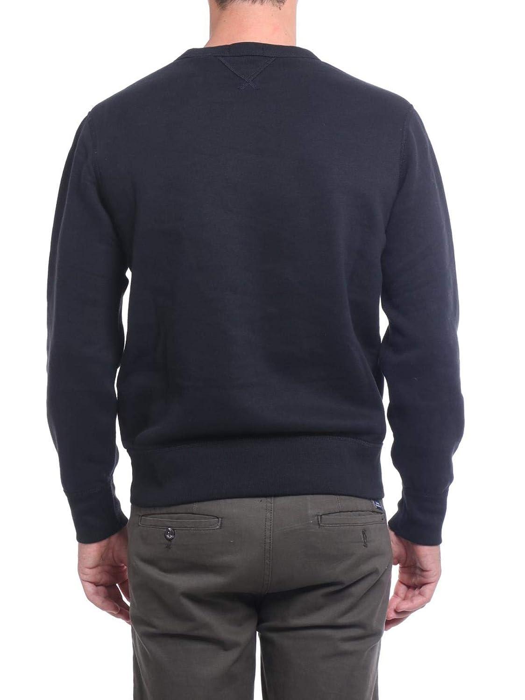 noir XXL Polo Ralph LAURENSweat Autres Cols Hommes - 710717112-003