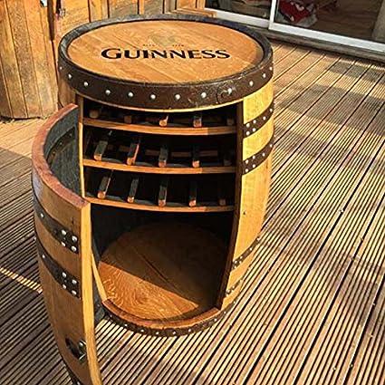 Botte Di Whisky Portabottiglie Balmoral Per Vino In Legno