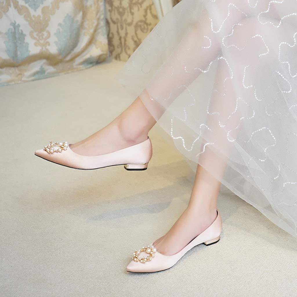 Scarpe da Sposa Principessa di Cristallo Scarpe da da da Sposa Scarpe da Damigella d'Onore | Attraente e durevole  a3a23b