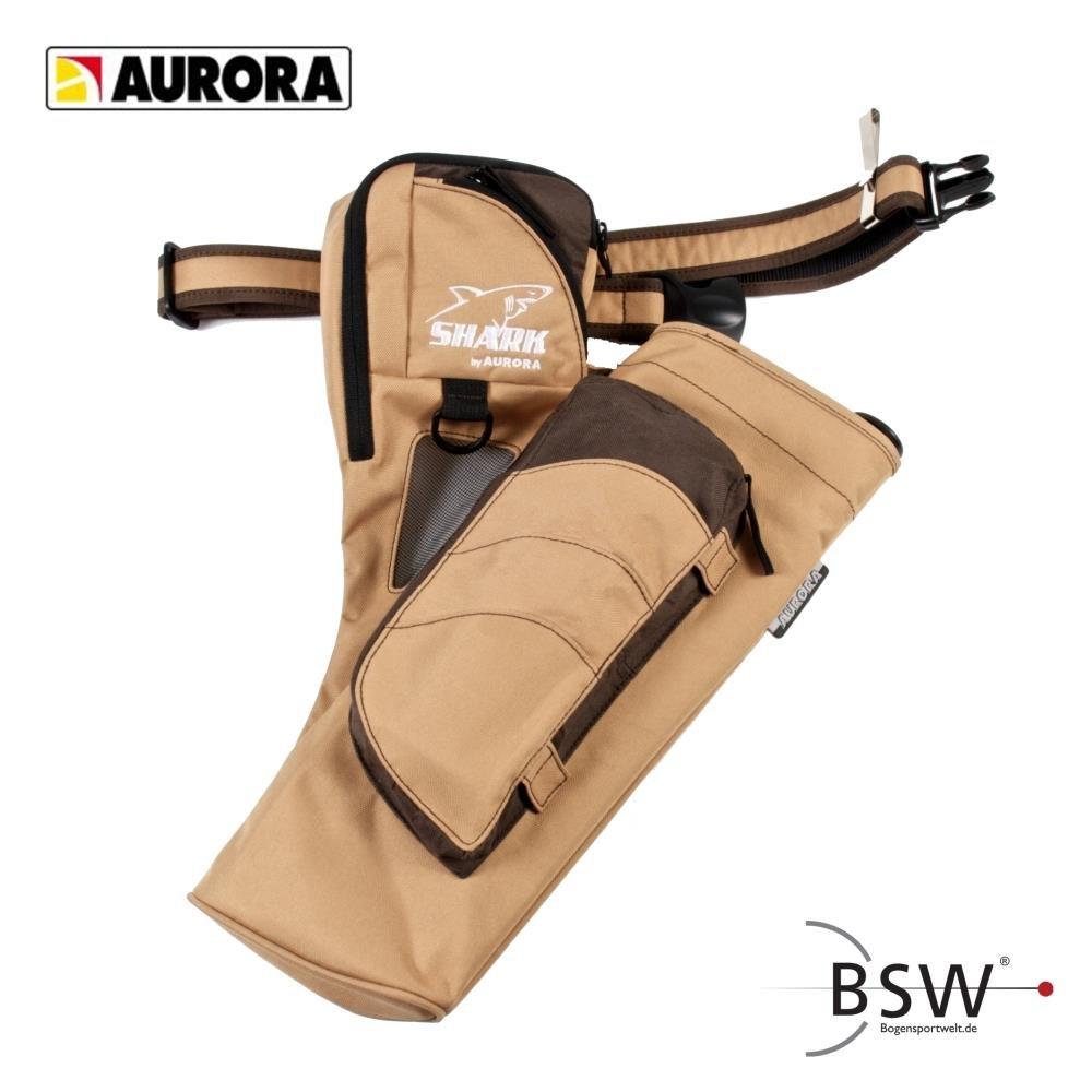 AURORA Dynamic Shark - Seitenköcher B00P10HU7K   Qualitätsprodukte