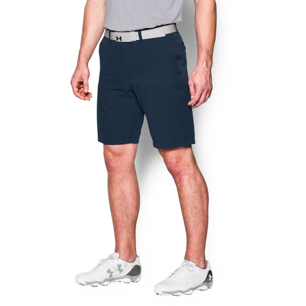 Under Armour Men's Match Play Vented Shorts, Academy (408)/Academy, 32