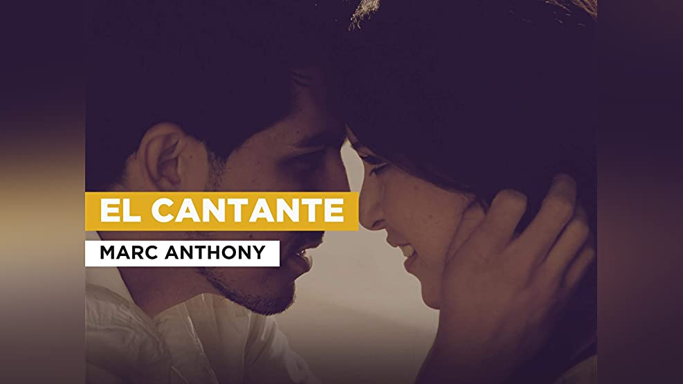 El Cantante in the Style of Marc Anthony