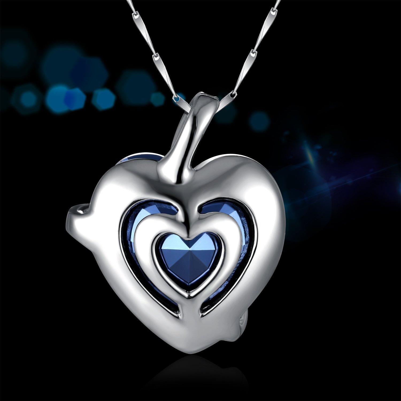 24b450d397de5 Swarovski Necklace 925 Sterling Silver