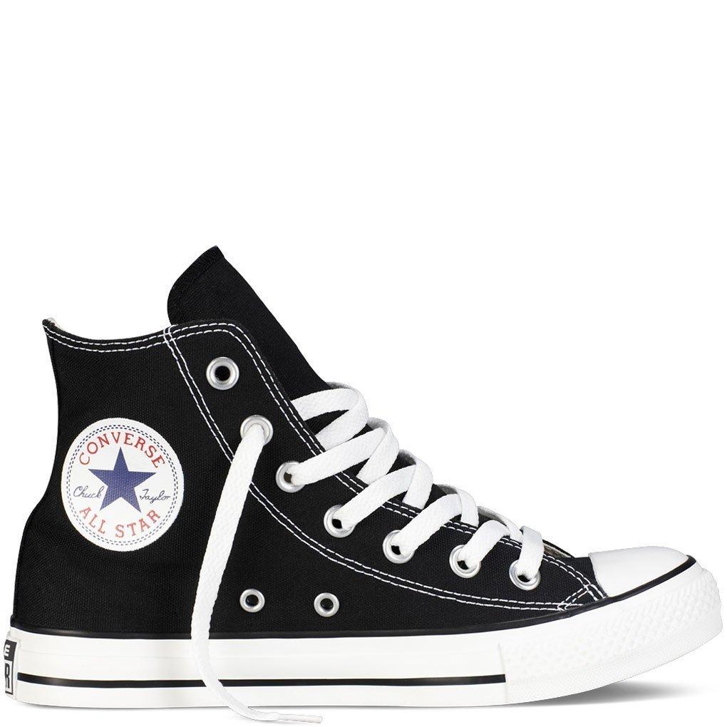 Converse Chuck Taylor All Star Hi Shoe - Women's Black, 10.0