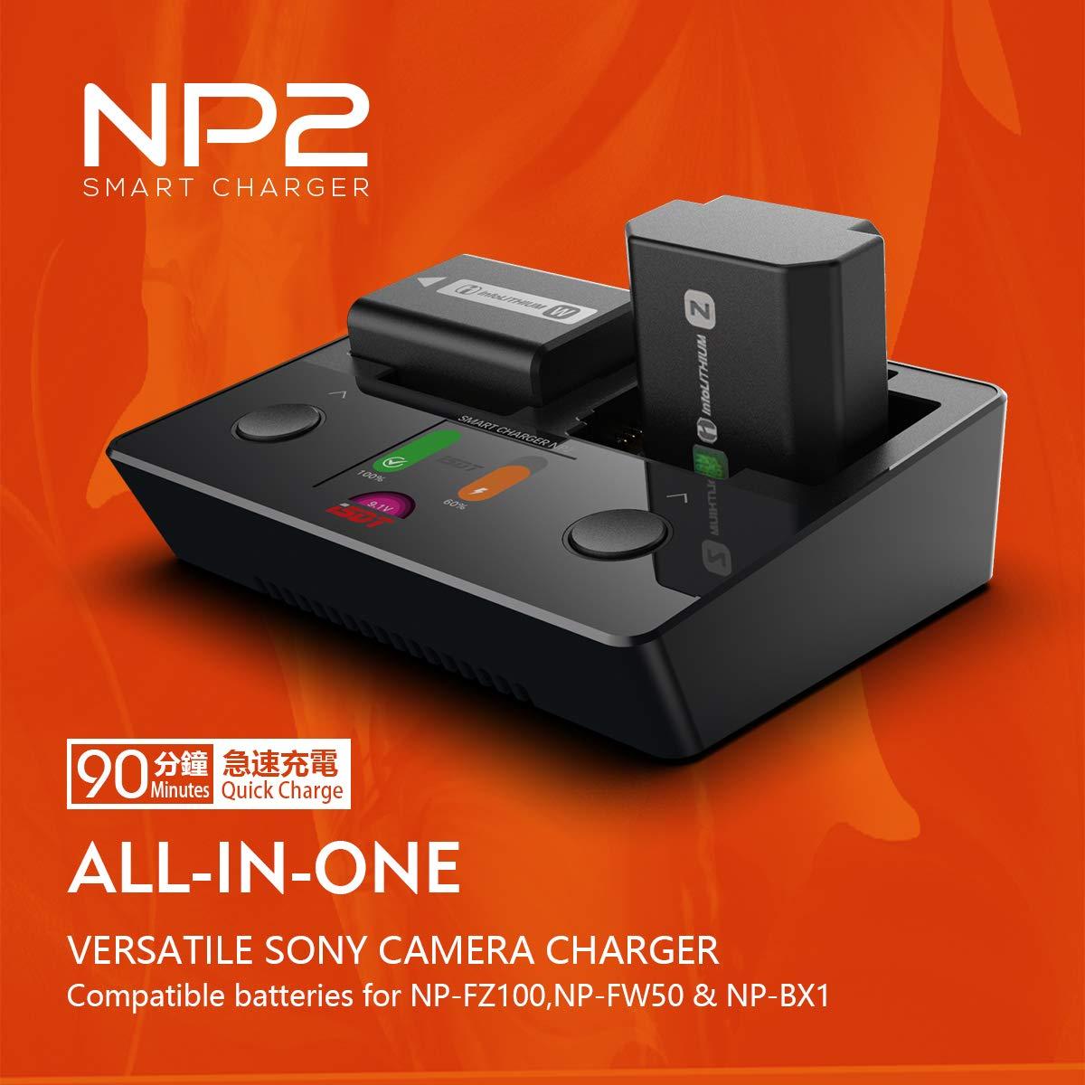 Amazon.com: ISDT NP-BX1 - Cargador de batería para cámara ...
