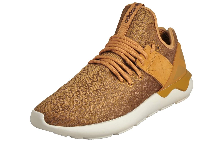 Adidas , Herren Turnschuhe Braun braun
