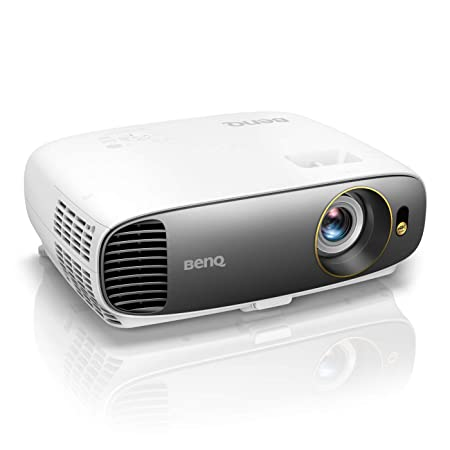 BenQ W1700 - Proyector Home Cinema UHD 4K HDR (3840 x 2160) 2200 lumens, DLP 3D, Color Blanco