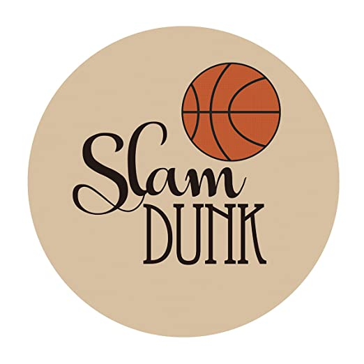 MAGJUCHE Slam Dunk - Pegatinas de Baloncesto, Baby Shower o ...