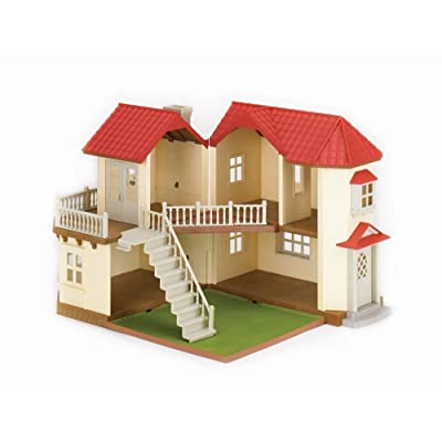 Calico Critters Luxury Townhome: Toys & Games