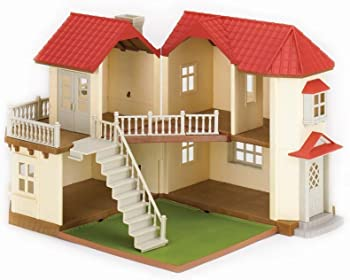 Calico Critters Luxury Town Home Gift Set DollHouse