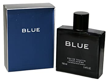 Perfume Blue for Men 3.4 oz EDT by Perfumes Designer (Imitation)
