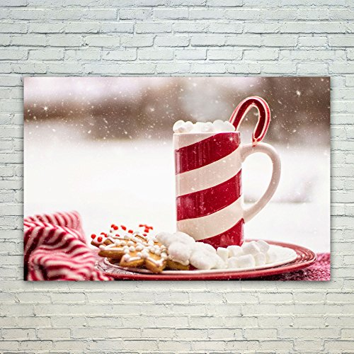 Westlake Art - Poster Print Wall Art - Hot Chocolate - Modern Picture Photography Home Decor Office Birthday Gift - Unframed - 18x12in (*d9-bf5-7da)