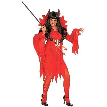 Disfraz de diablo para mujer infierno vampiro satanás novia ...