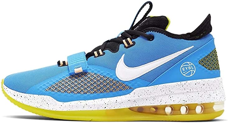 Air Force Max Low Ankle-High Basketball