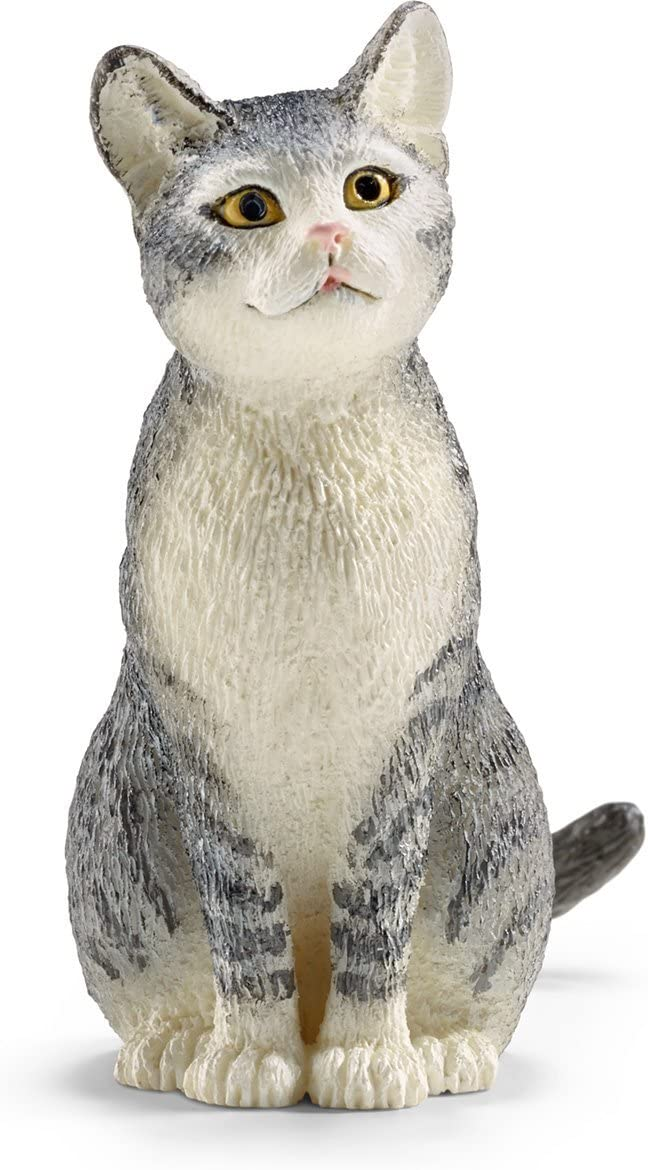 SCHLEICH Farm World 13893 Maine-Coon-GATTO NUOVO 2019