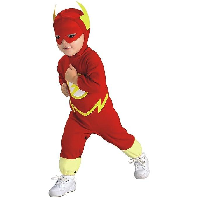 Amazon Com The Flash Baby Infant Costume Toddler Clothing