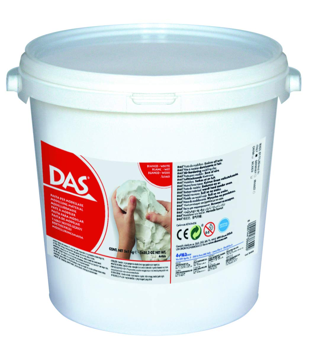 BEST Fimo Air Basic 8101 43 Air Drying Modelling Clay 1 Kg Flesh Colour UK STOCK