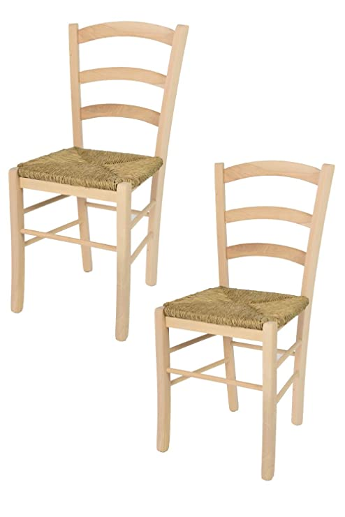 Tommychairs sedie di Design - Set 2 sedie Classiche PAESANA 32 per ...