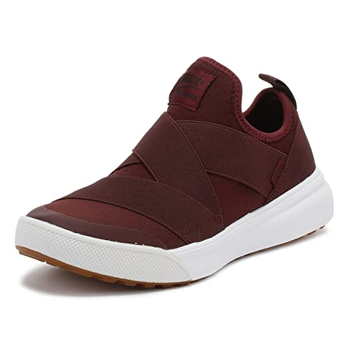 2bd78b09f88269 Vans Port Royale Burgundy Ultrarange Gore Trainers  Amazon.co.uk ...