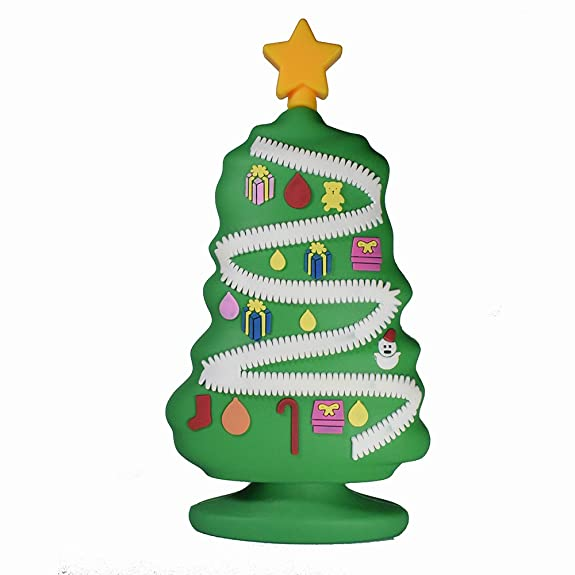 new emoji cute christmas gift portable charger christmas tree 2600mah power bank mobile phone charger for