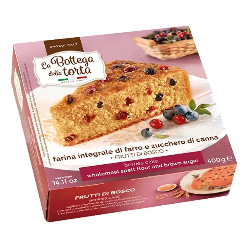 La Bottega della Torta - Fresh Italian Cake (Berries)
