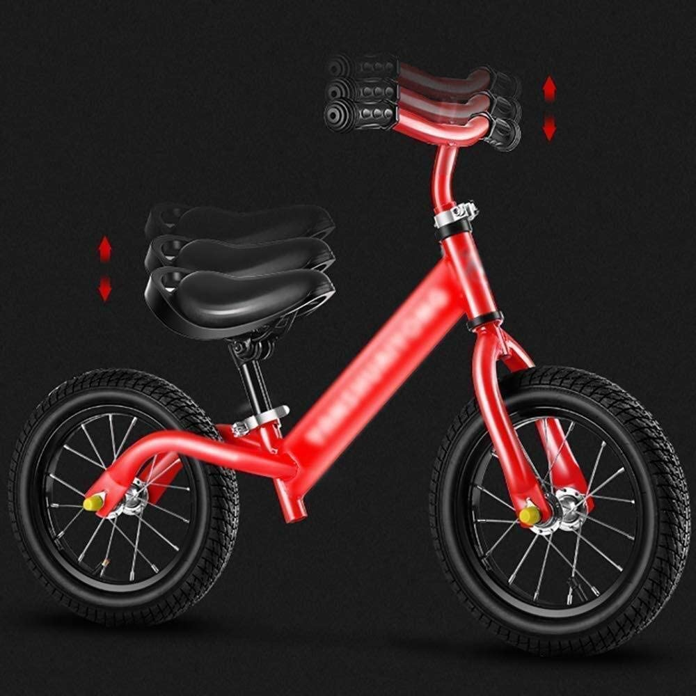 Balance Fitness Bicicleta para Niños Bicicleta Ligera Sin Pedales ...