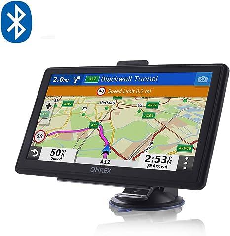 Tomtom Suitable For Navigation Devices inc Universal Hard Case Garm GPS Case