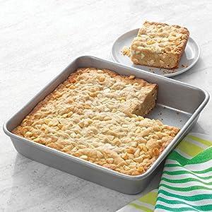 Emeril Lagasse 62679 Aluminized Steel Nonstick Square Cake