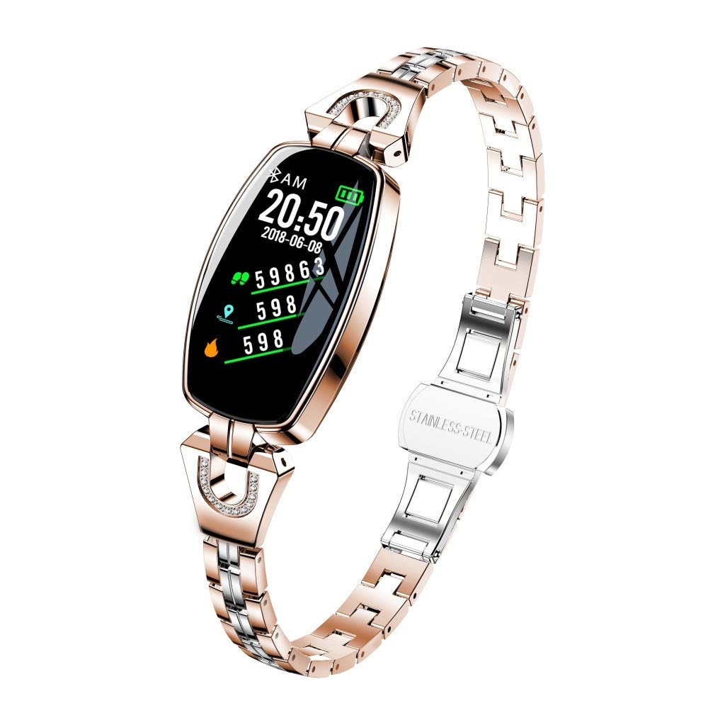 Amazon.com: Star_wuvi Smart Watch,Multiple Sport Mode ...