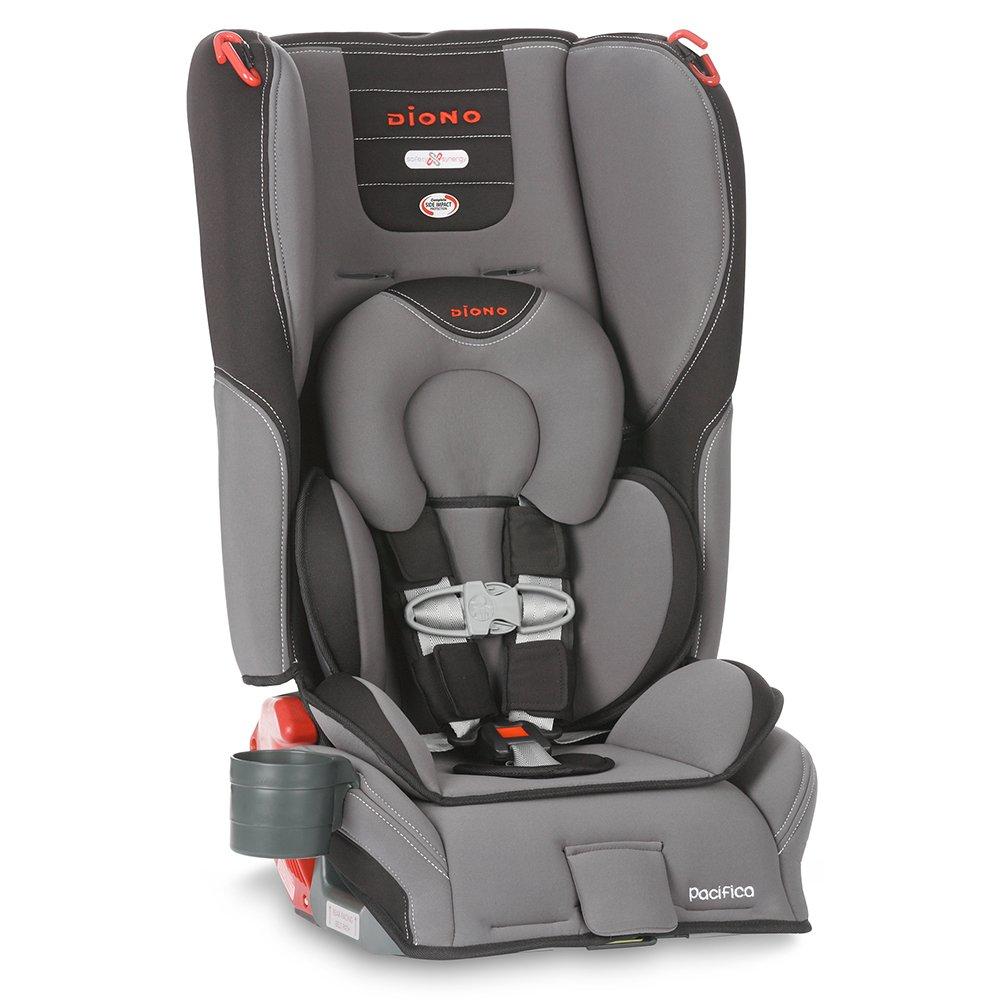 Diono Pacifica Seat Graphite, Grey/Black: Amazon.ca: Baby