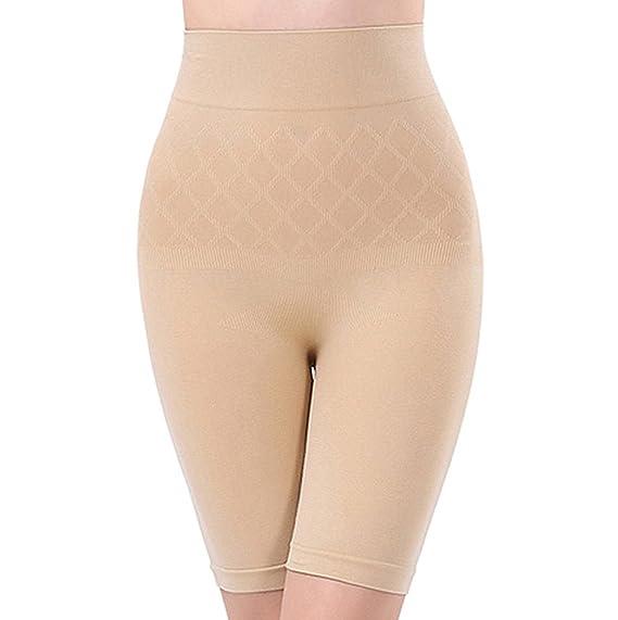 9820bcee17 RAPID Women s High Waist Panty Shaper H Shape Thigh Shapewear (Beige ...