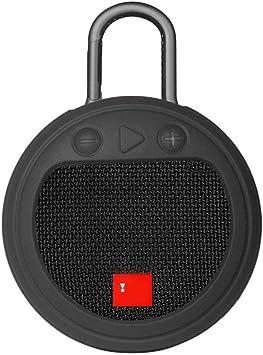 Silikonschutzhülle Für Jbl Clip 3 Bluetooth Lautsprecher Kratzfestes Strapazierfähiges Stand Up Tragetaschengehäuse Küche Haushalt