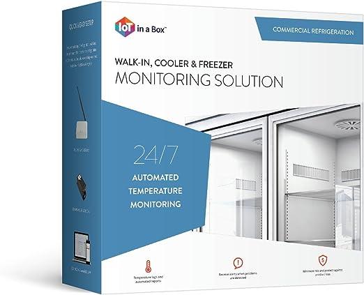 IoT en una caja: solución de vigilancia de la refrigeración ...