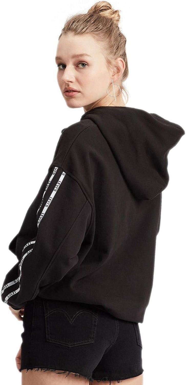 Levi's   ® Unbasic W Sudadera con Capucha Negro