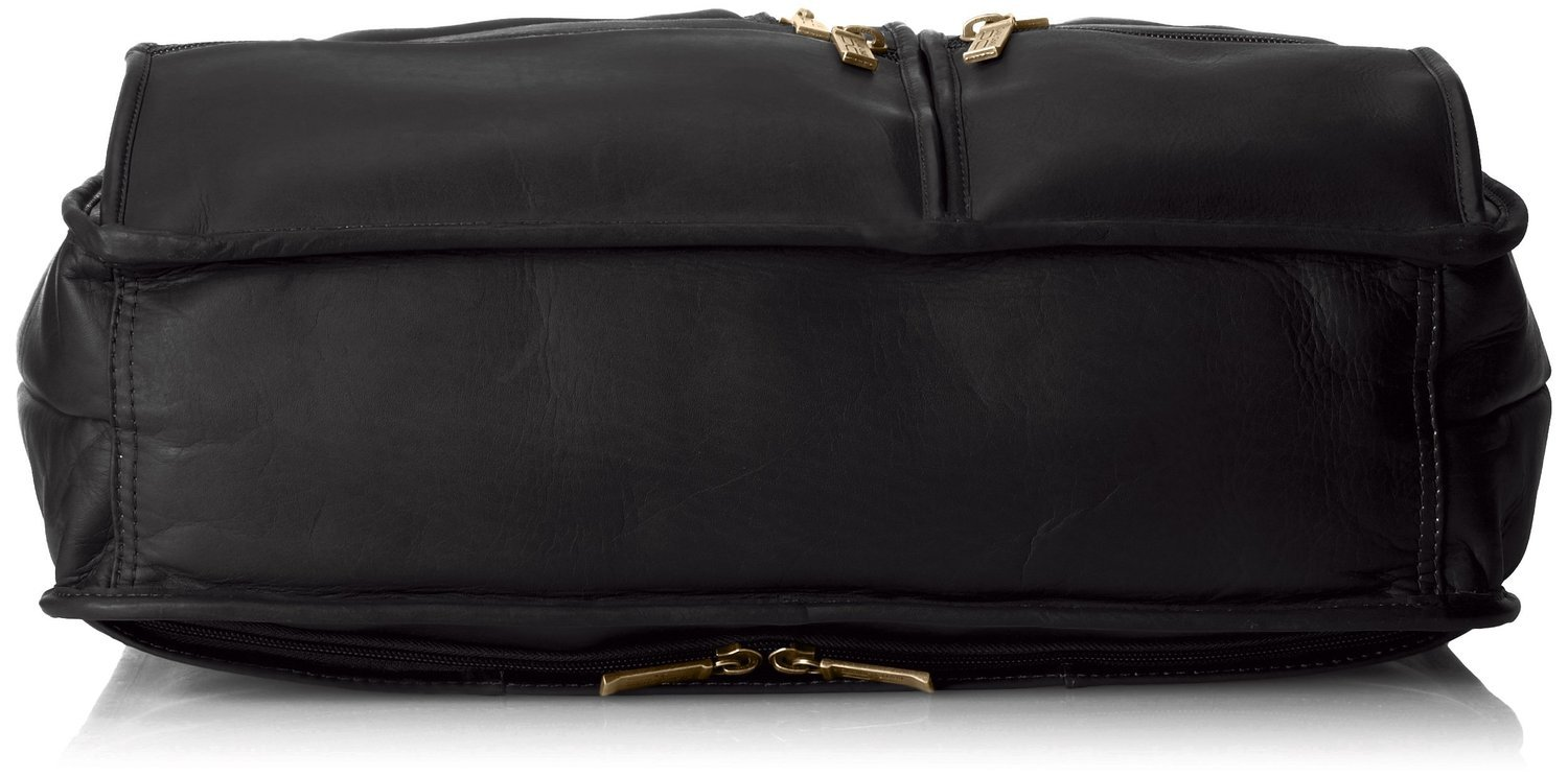 Yes Slimline Executive Briefcase in Black Customize