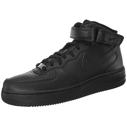 sneakers for cheap 0091f a99fe NIKE Herren Air Force 1 Mid '07 High-Top Sneaker: Amazon.de ...